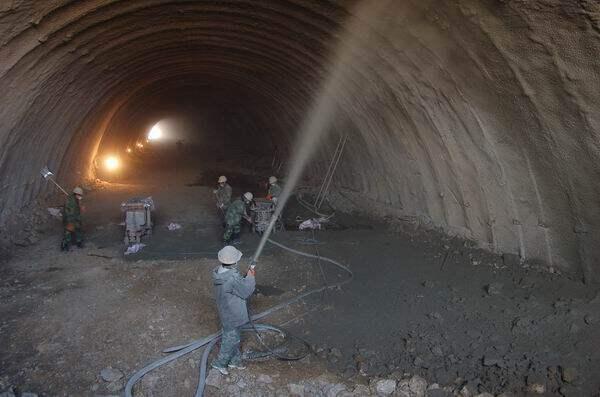河南永安桥隧建材有限公司