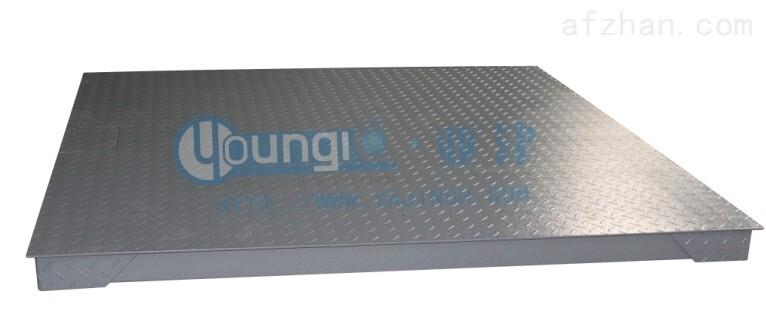 销售带打印电子地磅2吨单层电子地磅厂家