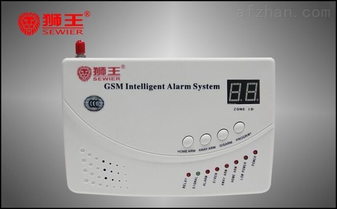 GPRS语音型有线/无线兼容IP联网报警系统