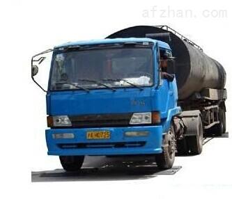 轴重秤上海哪里可以维修30T汽车轴重称重板