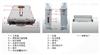 便攜式移動智能阻車路障閃電C820 C830全自動彈射式遙控交通路障器