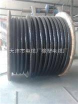 国标耐油污软电缆YCW3*10+1*6价格