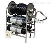 消防器材:厂家供应移动式长管呼吸器