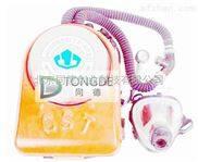 隔式正压氧气呼吸器 型号:HYC120