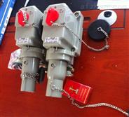 BCD-32A/L带开关防爆插接装置