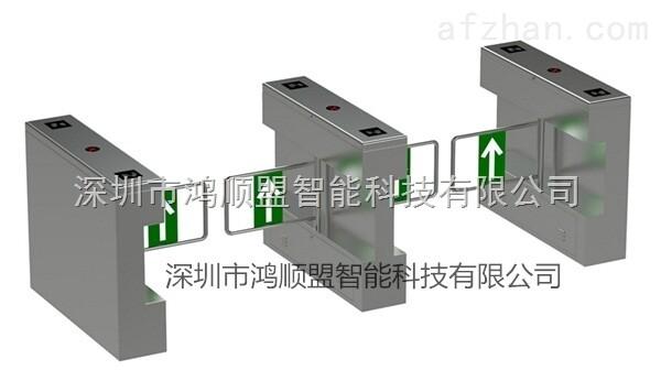 景区不锈钢摆动挡门 摆闸代理商 山东摆闸工厂