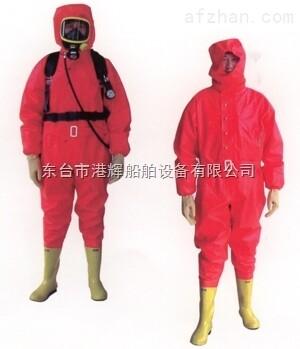 工厂可定制耐酸碱消防防化服