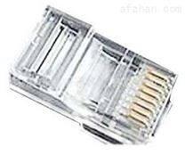清华同方超五类非屏蔽水晶头
