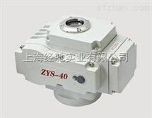 ZYS-100,ZYS-200,ZYS-60,ZYS-400,ZYS-600 电动执行器