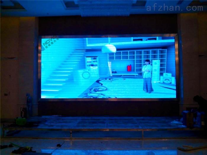会议室led全彩大屏幕价格_室内全彩led显示屏-深圳市