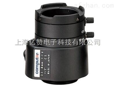 【原装正品】康标达Computar镜头TG2Z3514FCS自动光圈3.5-8mm