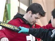 大型活动专用手持式金属安检仪