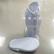 无尘车间净化防静电PU鞋套靴筒套厂家