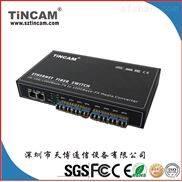 TBC-LMC-3782E-天博通信TiNCAM供应汇聚型千兆八光二电