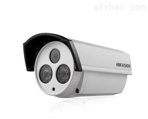 深圳海康枪式模拟摄像机防水数字系统工程安防安装