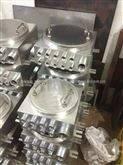 304不锈钢防爆接线箱304不锈钢快开门防爆接线箱定做厂家