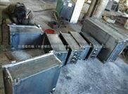 4mm厚度防爆钢板箱加工、防爆钢板壳体