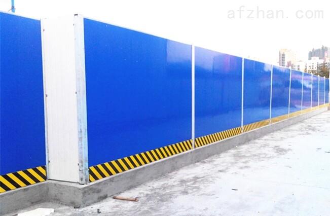 工地围挡安防_塑料PVC围挡图片建筑施工围挡价格工地围挡