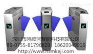 HSM-XZ会所门禁不锈钢刷卡通道翼闸机