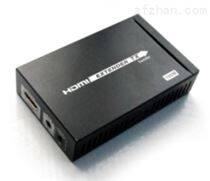 广东厂家供应4K HDMI 100网线延长器,HDbaseT网线传输器