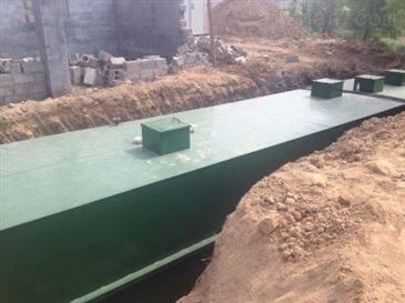 太原地埋式一体化污水处理设备厂家