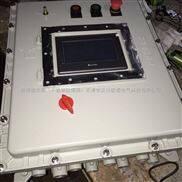 防爆变频器控制柜/箱,PLC防爆控制箱带散热装置加工定做