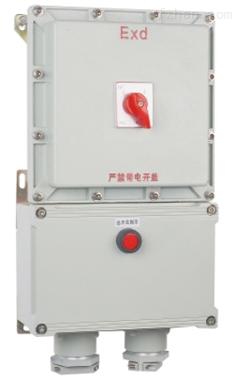 BLK52-16A防爆断路器