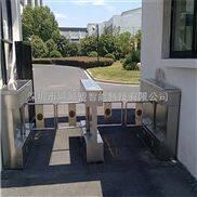 业主出入口双向小区刷卡摆闸 门禁不锈钢桥式单通道小区摆闸