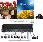 BEC-MV04-7HAU超高清四畫面分割器 支持3840*2160高清分辨率