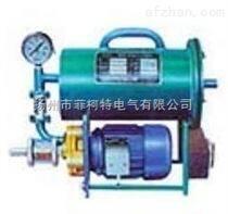 DZL-30手提式濾油機價格