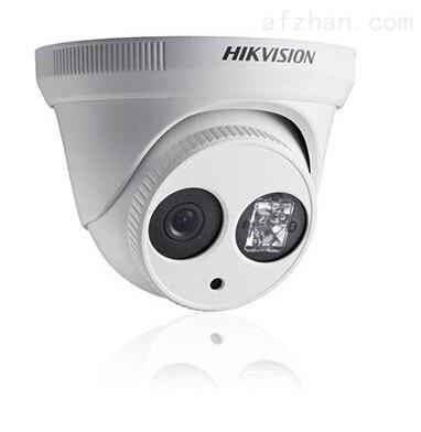 甘肃海康威视130万像素半球型摄像机