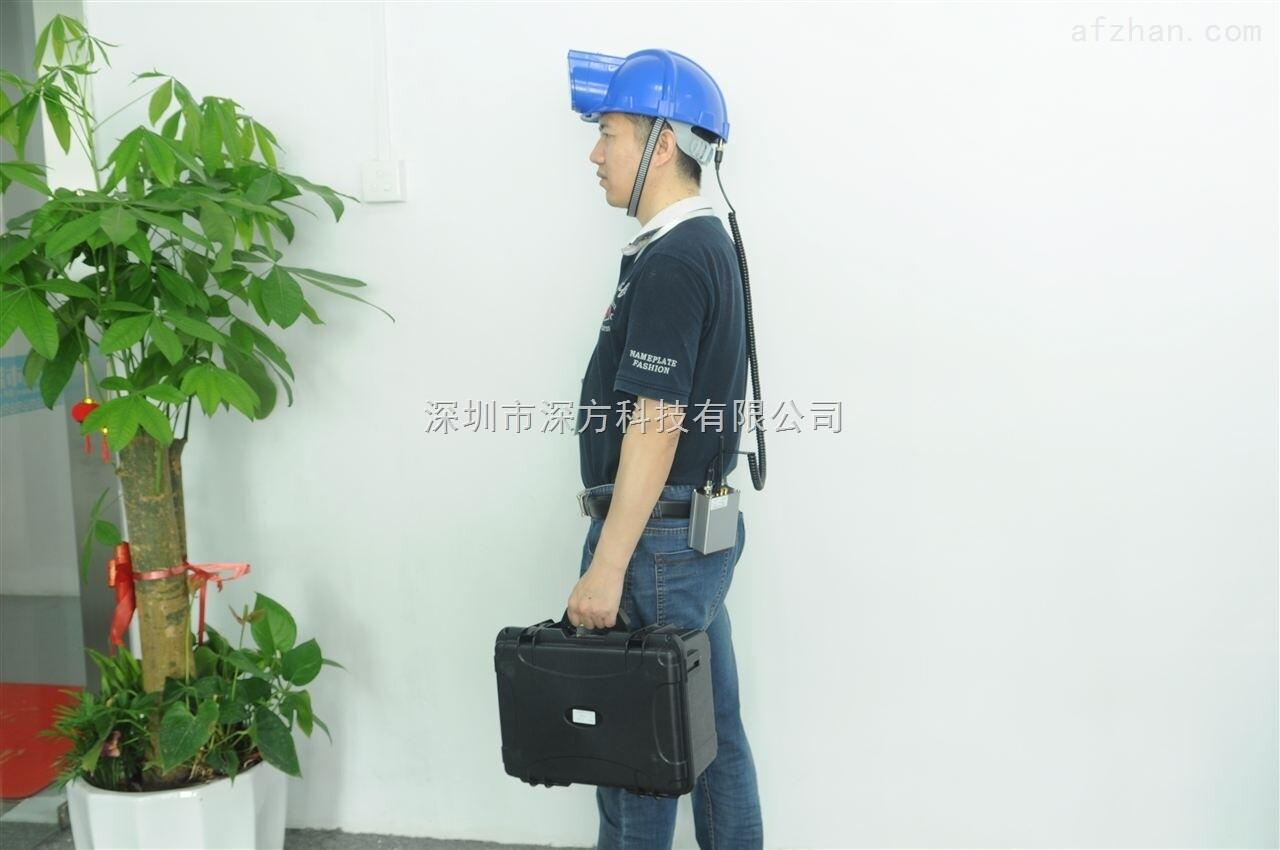 工厂无线监控,4G头盔,头盔无线传输设备,4G远程监控