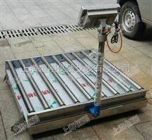 流水线60公斤滚筒电子秤