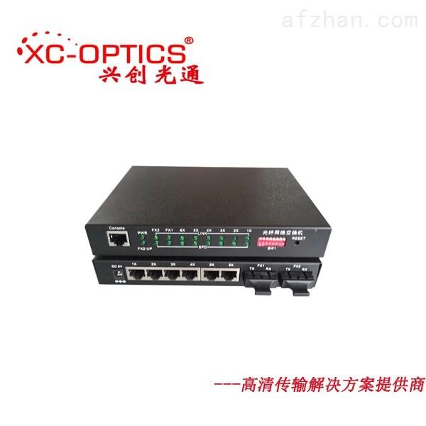 工业光纤交换机价格
