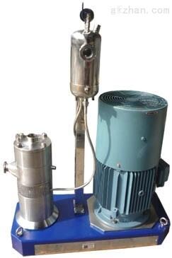 管线式实验室纳米粉碎机