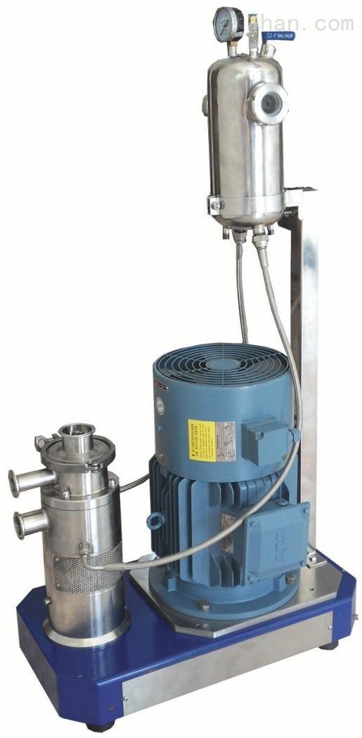 连续式粉液分散混合分散机