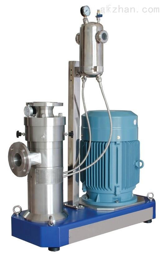 SGN石墨烯微晶粉碳纳米管研磨分散机
