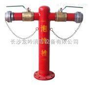 湖南泡沫消火栓