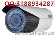 海康200万ICR网络筒形定焦摄像机
