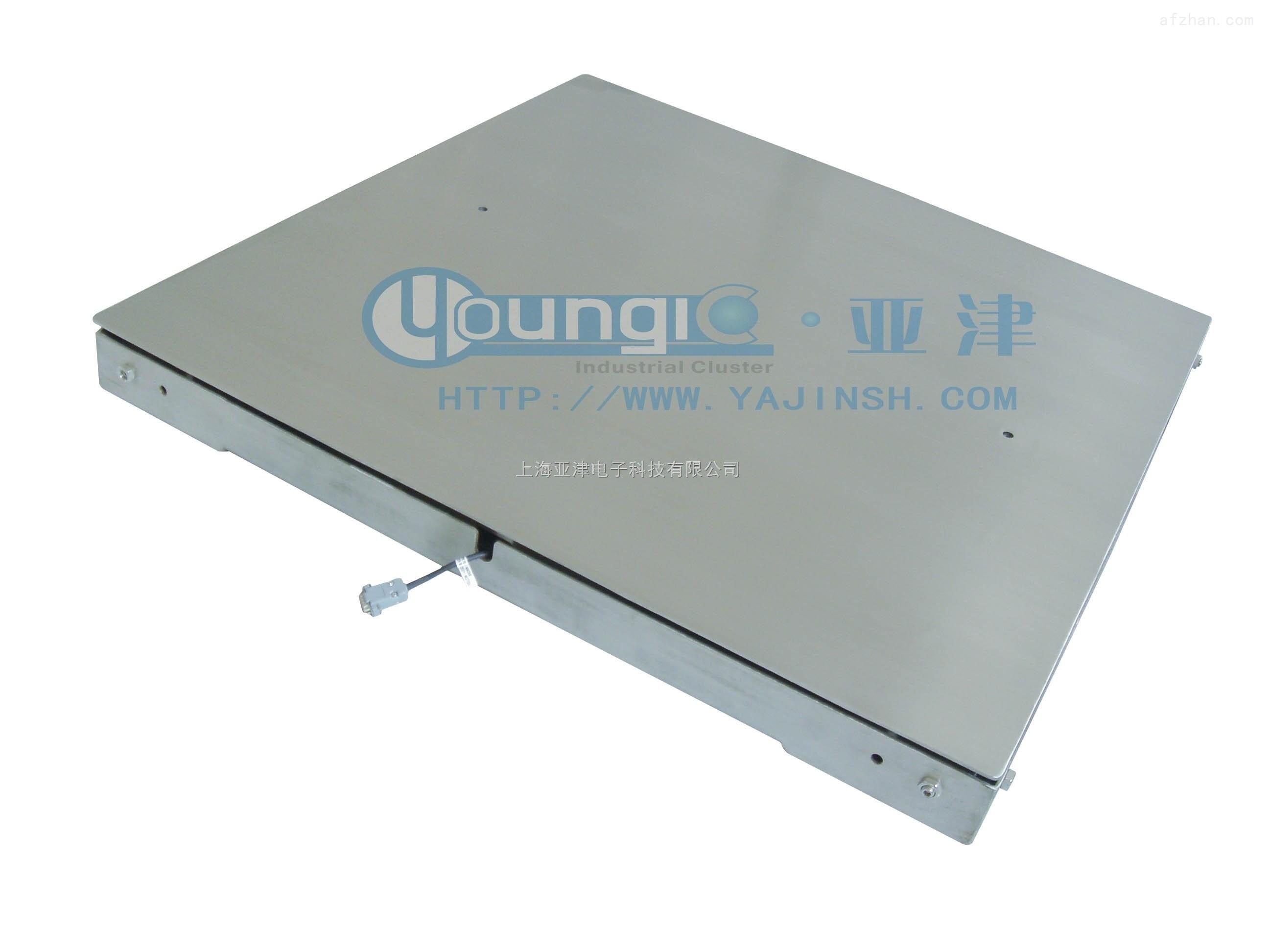 电子秤P772A-0.5T双层电子地磅秤工地人工搬运5T高精度电子秤