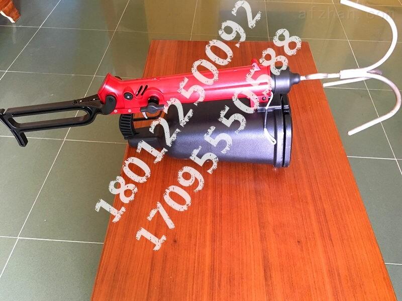 LJ精品美式气动救生抛投器 水陆两用可发射锚钩和自充气救生圈 带合格证