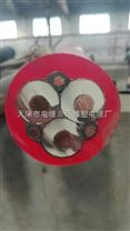 订单生产 UGEFHP耐寒型露天矿用高压电缆