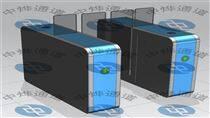 平移打开双灯板指示两侧顶盖定制透明加高人证合成刷卡通道闸