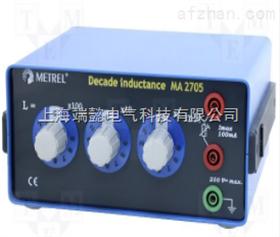 MA2705 十进制标准电感箱