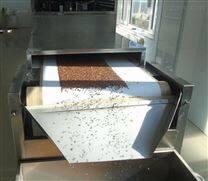 五谷杂粮磨粉卖火了微波熟化设备