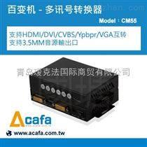 多种信号延长器内建转换接头功能