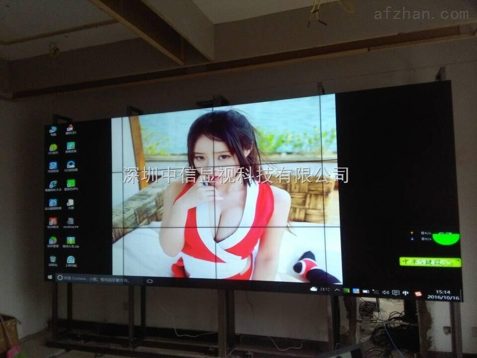 阿城三星46寸1.8mm液晶拼接墙,LCD拼接屏厂家