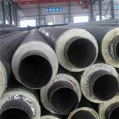 聚乙烯外壳预制保温管