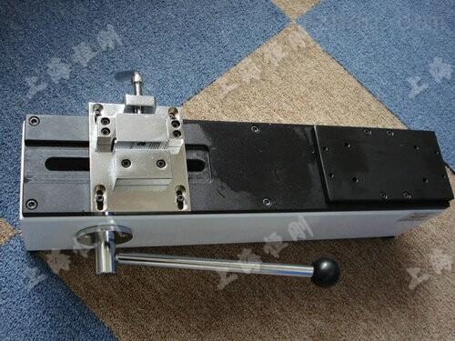 测电缆线专用端子拉力测试机0-500N