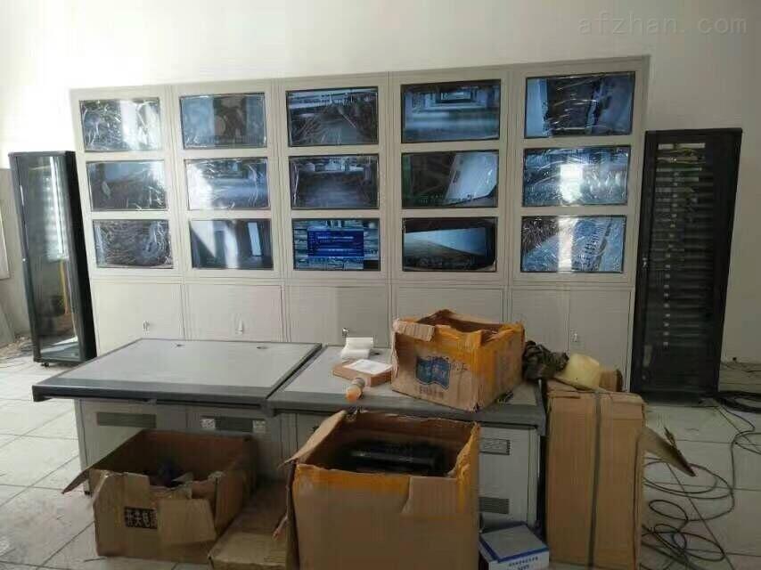 兰州新区工厂视频监控系统方案